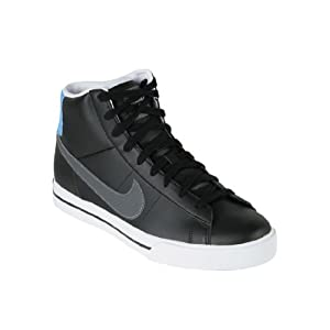 Sweet Classic High Black Sneakers