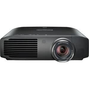 Panasonic PT AE8000U 3D LCD Projector   1080p   HDTV   16:9 PTAE8000U LCD HD 3D 500000:1 2400 LUMENS 3XHDMI 1080P 2D/3D TAA F/1.9   3.2   SECAM, NTSC, available at Amazon for Rs.289869