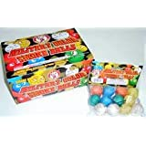 Smoke Balls - Assorted Colors, 72 Pieces