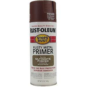 12 Oz Rusty Metal Primer Spray Paint Set Of 6 House Primers