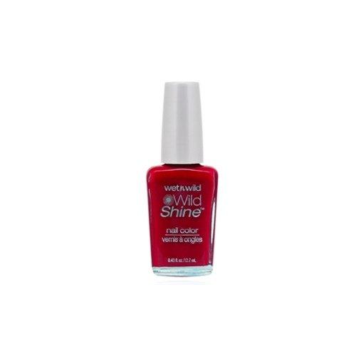 ウェットアンドワイルド Wild Shine Nail Color Jazebel