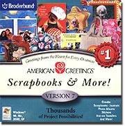 American Greetings Scrapbooks & More V7