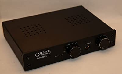 Grant Fidelity 24/192 TubeDAC-11 Digital to Analog Converter with Tube Output