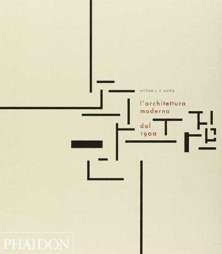 L'architettura moderna dal 1900 PDF