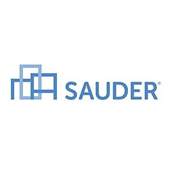 Sauder 414565 Bookcases, Furniture Trestle Jamocha Wood 3-Shelf