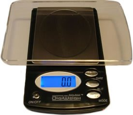 New GUARANTEED Kitchen Food Scale. Weigh up to 600 Grams, over 20 Ounces. Cooking, Nutritional Supplements, Dieting & more