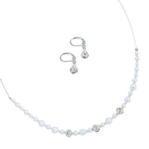 Cathy's Concepts Beaded Trio Jewelry Set