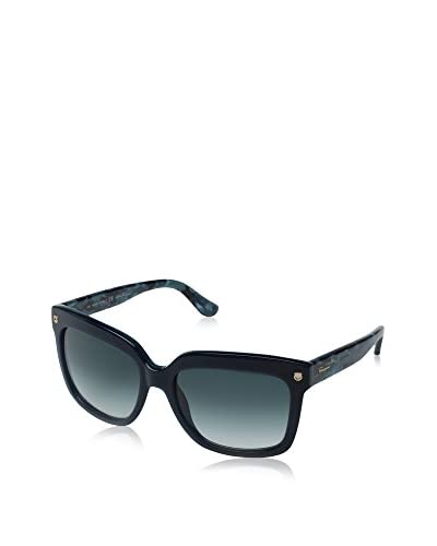 SALVATORE FERRAGAMO Gafas de Sol 676S_238 (55 mm) Negro