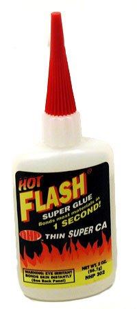 Hot Flash Super CA Glue, Thin, 2oz - Buy Hot Flash Super CA Glue, Thin, 2oz - Purchase Hot Flash Super CA Glue, Thin, 2oz (NHP, Toys & Games,Categories,Construction Blocks & Models,Construction & Models,Accessories)