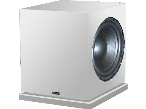 Advance Acoustic K200Sub Caisson de grave actif 200 W Blanc laqué