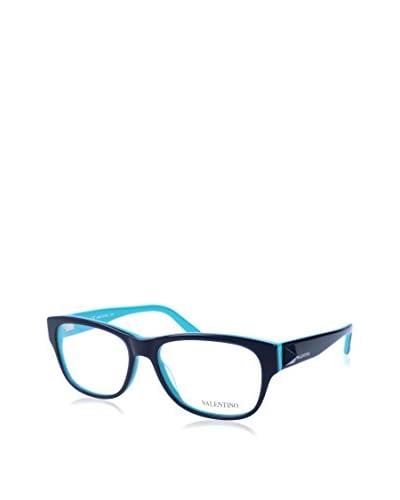 Valentino Gestell V2678 (53 mm) nachtblau/türkis