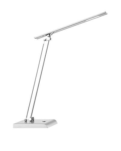 Lite Source Lotta LED Desk Lamp, Aluminum
