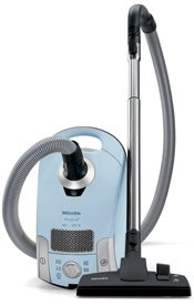 Miele Polaris S4212 Canister Vacuum Cleaner with SBD450-3 Combination Rug and Floor Tool