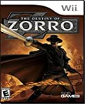 Destiny Of Zorro - Wii Standard Edition