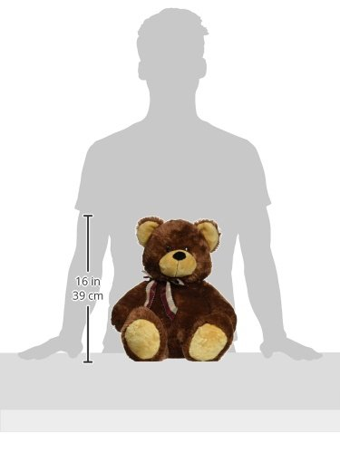 Gund TD Teddy Bear 25寸大号棕色泰迪熊图片
