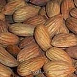 Almonds, Shelled, Raw, 10 lbs. Bulk