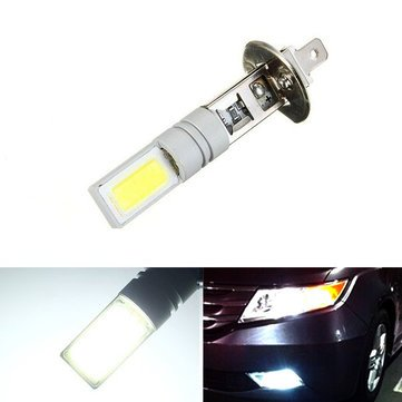 Generic H1 80W High Power COB LED Car Fog Tail Head Light Bulb White