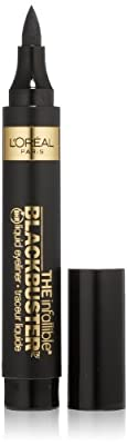 L'Oreal Paris The Blackbuster Eyeliner by Infallible, 0.084 Ounces