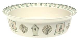Pfaltzgraff Naturewood Stoneware Vegetable Bowl