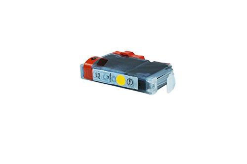 Kompatibel für Canon Pixma IP 6700 D Tinte gelb - CLI-8Y / 0623B001 - Inhalt: 12 ml
