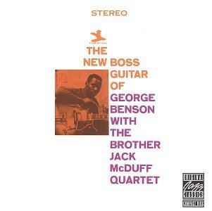 George Benson - The New Boss Guitar - Zortam Music