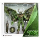 DC Collectibles Comics The New 52 Swamp Thing Deluxe Action Figure by DC Collectibles