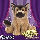 Webkinz Signature German Shepherd
