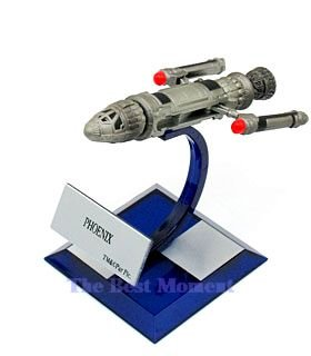 Star Trek Vol 3 Alpha 4 Furuta Model PHOENIX miniature model(Original from TheBestMoment @ Amazon)