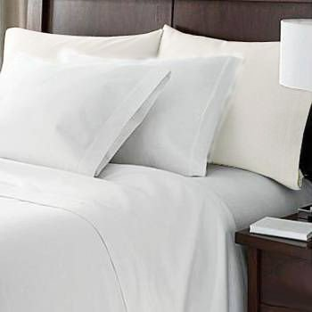 Hotel Luxury Bed Sheets Set- 1800 Series Platinum Collection-Deep Pocket, Wrinkle & Fade Resistant(Full,White) (Full Sheet Set Hotel compare prices)