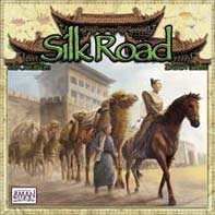 Z-Man Games - Silk Road