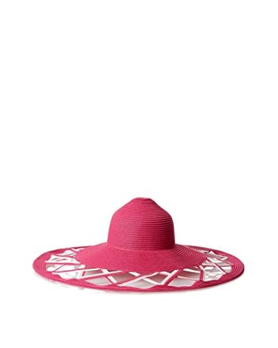 Giovannio Women's Swinger Hat, Pink/Fuchsia