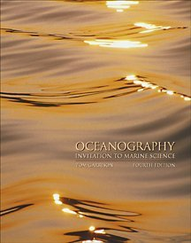 Oceanography with Infotrac: An Invitation to Marine Science