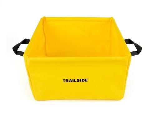 Chinook Folding Washbasin (Yellow)
