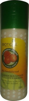 Biotique SP BIO SAND SPF 50210 Ml