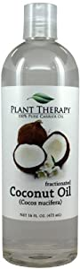 Coconut (Fractionated) Carrier Oil. A Base Oil for Aromatherapy, Essential Oil or Massage use.
