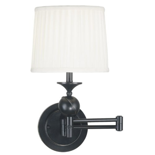 Discount Table Lamps: Kenroy Home 30205ORB Larrimore Wall