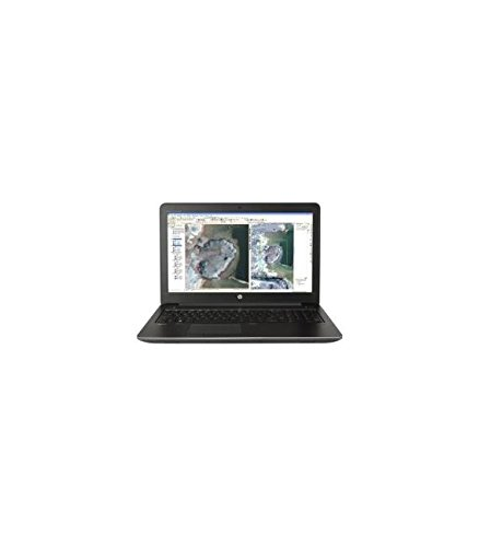 "HP ZBook 15 G3 Mobile Workstation (ENERGY STAR) (T7V52ET) 2.6GHz i7-6700HQ 15.6"" 1920 x 1080Pixels Grigio"
