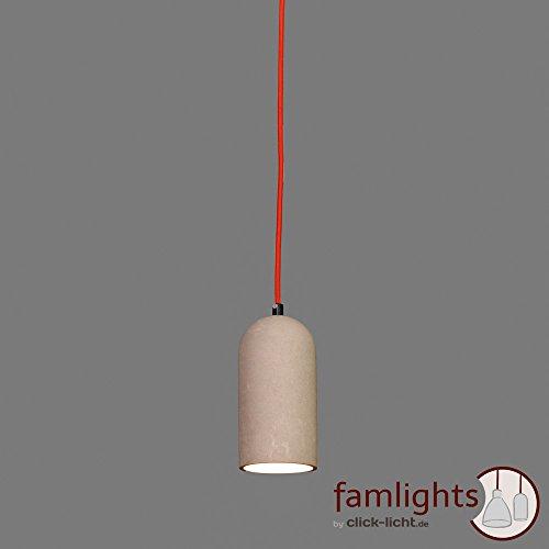 beton-pendelleuchte-daniela-dimmbar-runde-hangeleuchte-kabel-rot-e27-pendellampe-leuchte-100-mm