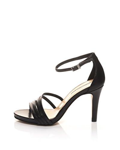 DONNA PIU' Sandalo Con Tacco [Nero]