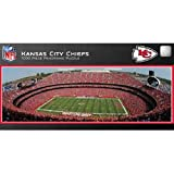 NFL Kansas City Chiefs Panoramic Stadium Puzzle (1000-Piece) at Amazon.com