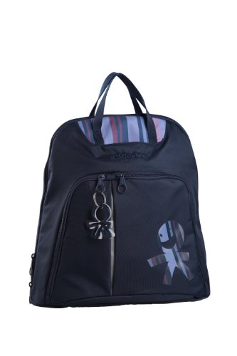Great Gizmos Okiedog Urban Treck Daypack Bag (Blue)