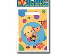 Rolie Polie Treat Sack - 8 Per Pack