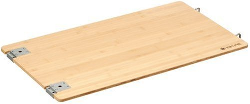 Snow Peak Iron Grill Bamboo Table, Long (Snow Peak Bamboo compare prices)