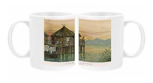 Photo Mug Of Swiss Lake Dwelling