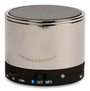 Top Dawg Hi Fi Mini Bluetooth Speaker