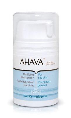 Ahava Matifying Moisturizer, oily skin, 1.7oz