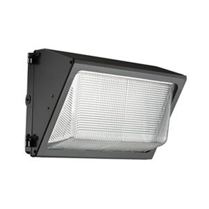Led Wall Pack, Bronze, 3500L, 5000K