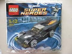 LEGO Super Heroes 30161 Batmobile