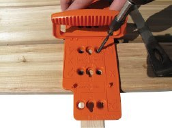 Jig A Deck Deck Spacer Amp Fastener Alignment Guide For