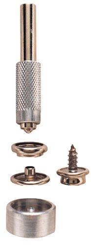 General Tools 1267 Screw Snap Fastener Kit